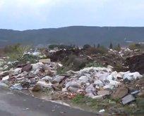 CHPli Belediye kenti çöplüğe çevirdi!