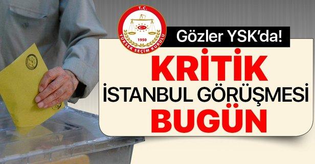 YSK, İstanbul seçim kararını açıkladı mı?
