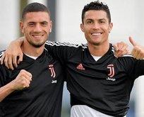 'Selektör yaptı, camı bir açtı Ronaldo!'