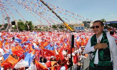 Başbakan Erdoğan Sakarya'da...