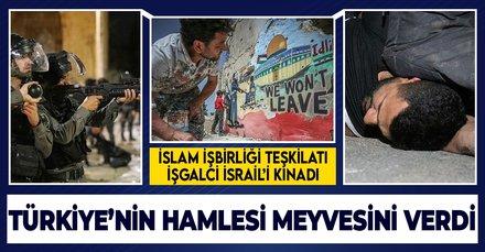 Türkiye çağrıda bulunmuştu! İİT kınadı