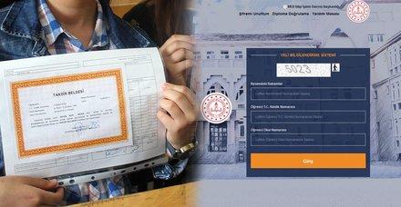 E Okul VBS giriş sayfası 2019! Karne notları görüntüleme! E Okul Veli Bilgilendirme Sistemi