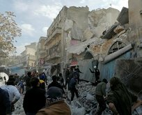 Ateşkesi yok saydılar! İdlib yangın yeri