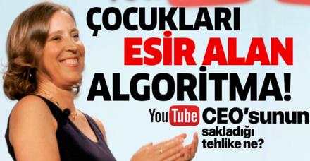 YouTube CEO'su Susan Wojcicki çocuklarına YouTube'u neden yasakladı?