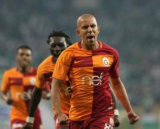 Galatasarayın yıldızından şok itiraf