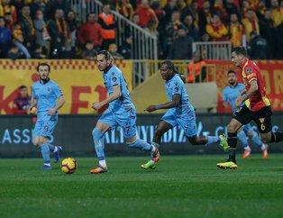Fırtına deplasmanda esti! (MS: Göztepe 1-3 Trabzonspor)
