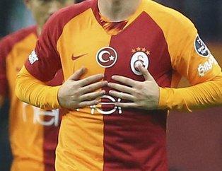 Bayern Münihin scout ekibi Galatasaraylı Ozan Kabakı izledi