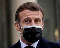 Koronavirüse yakalanan Macron'dan yeni haber