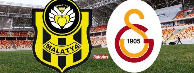 Yeni Malatyaspor - Galatasaray maçı hangi kanalda?