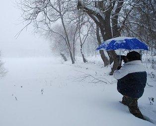 Meteoroloji o illeri saydı ve uyardı: Kar geliyor