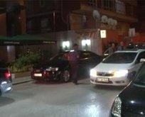 Ankara'da diplomata komşu kurşunu!