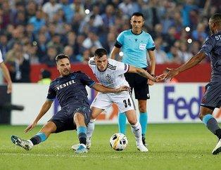 Trabzonspor 2-2 Basel   MAÇTAN KARELER