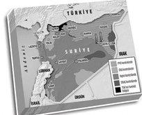 Suriye'yi ABD'de bölüştüler