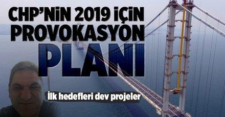 CHP'nin seçim vaadi dev projeleri durdurmak