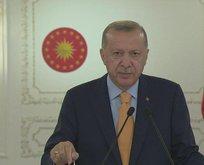 Başkan Erdoğan'dan BM'ye önemli mesajlar