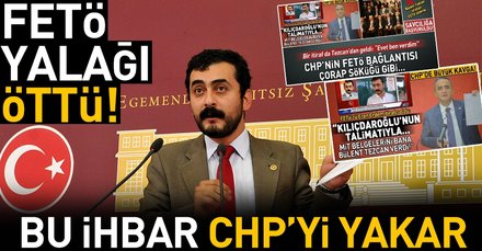 Erdem'in ihbarı CHP'yi yakar