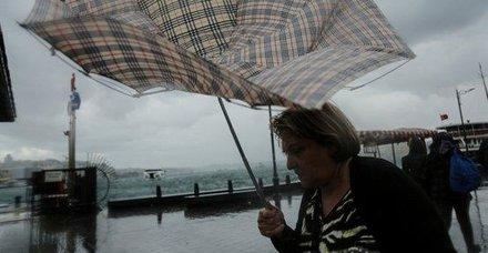 Meteoroloji hava durumu tahminlerini açıkladı! 11 Kasım Pazar İstanbul hava durumu