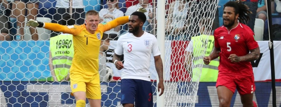İngiltere'den Panama'ya yarım düzine gol