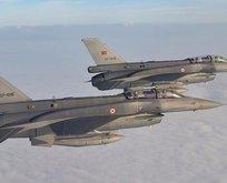 FETÖ'cü pilotlar PKK hedeflerini vurmamış