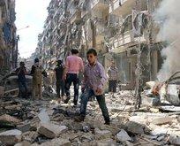 Suriyede ateşkes başladı