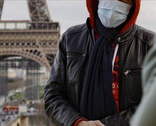 Fransa'da dikkat çeken rakamlar! Son 24 saatte 7 bin 183 koronavirüs vakası tespit edildi