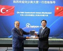 Türkiye teknoloji ihraç eden bir üs olacak
