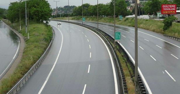 Şehirler arası yasak ne zaman kalkacak? Özel arabayla şehirler arası seyahat yasağı bitti mi?
