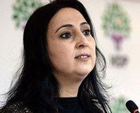 HDP'li Yüksekdağ'ın hapis cezası belli oldu