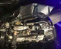 Ankara'da feci kaza! 2 asker hayatını kaybetti