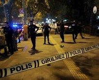 İstanbul'da kanlı infaz!