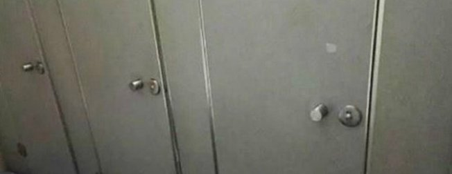 Bu tuvalet sizin bildiklerinizden değil! Arkasında olanlar şoke etti