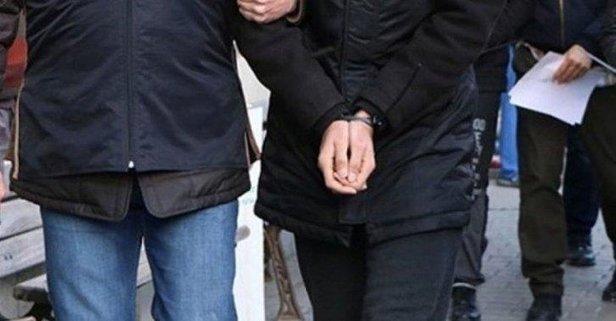 35 şüpheli gözaltında