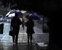 Meteorolojiden 5 il için kritik uyarı! Kuvvetli yağış geliyor