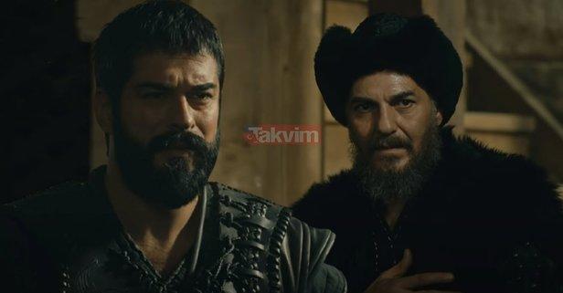 Kuruluş Osman'da bir kahramanın dönüşüne şahit olacaksınız!