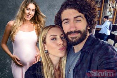 Sinem Kobal'ın kardeşi Kerem paylaştı! Sinem Kobal ve Kenan İmirzalıoğlu'nun kızı Lalin suda dünyaya geldi...