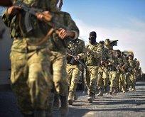 Barış Pınarı Harekatı'nın diğer ayağı başlıyor!