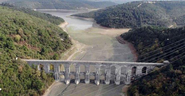 İstanbul barajlarında su seviyesi yüzde 25'in altına indi