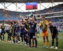 Japonya, fair-play ile turladı