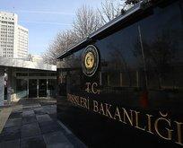 ABD, İran ve Rusya yetkilileri Dışişlerine çağrıldı