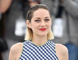 Cannes'de Marion Cotillard rüzgarı