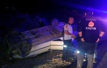 Amasya'da feci kaza: Yaralılar var!