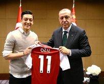 Almanya'dan Mesut Özil itirafı!