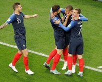 Fransa turu garantiledi!