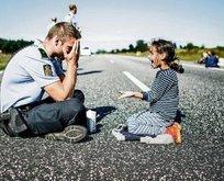Danimarkaya giden mülteci kızın hazin sonu