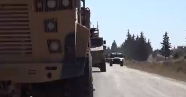 İdlib'de sıcak saatler! Türk ve Rus birlikleri...