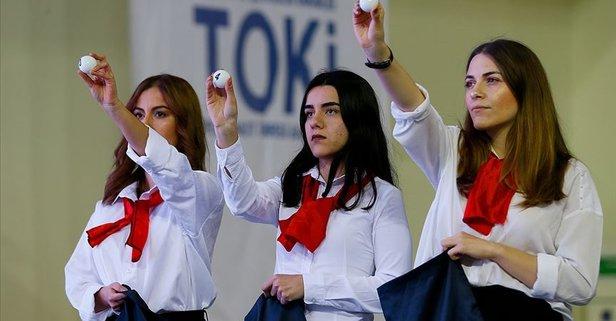 TOKİ Konya Beyşehir kura sonuçları sorgula! TOKİ Konya Beyşehir kura çekiliş sonuçları isim listesi…