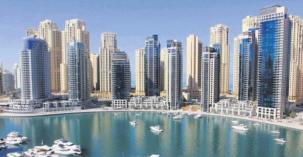 Dubai'deki Bodrum
