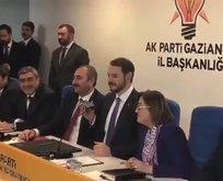 Başkan Erdoğan'dan Gaziantep teşkilatına sürpriz