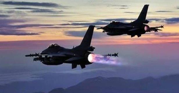 Kuzey Irak'ı vurduk