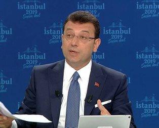 Sosyal medyadan ortak yayın tepkisi: İmamoğlu fos çıktı